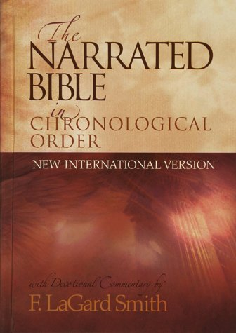 9780890814086: Narrated Bible in Chronological Order (New International Version)