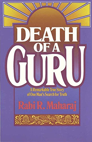 9780890814345: Death of a Guru: A Remarkable True Story of one Man's Search for Truth