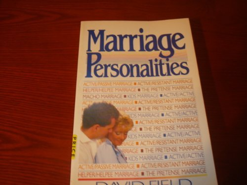 9780890814765: Marriage Personalities