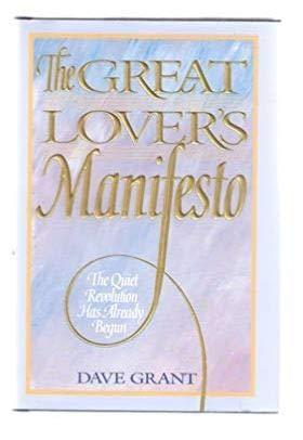 9780890814819: Great Lover's Manifesto