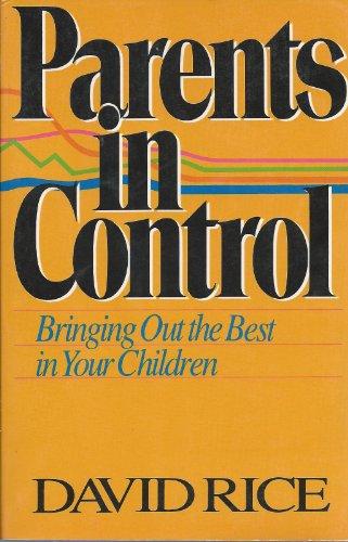9780890815052: Parents in Control