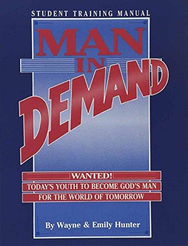 9780890815106: Man in Demand (student)