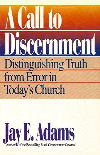9780890815885: A Call to Discernment