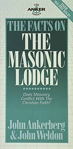 9780890817414: The Facts on the Masonic Lodge (The Facts On Series)