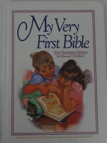 9780890817568: My Very First Bible: New Testament