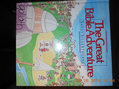 9780890818428: The Great Bible Adventure
