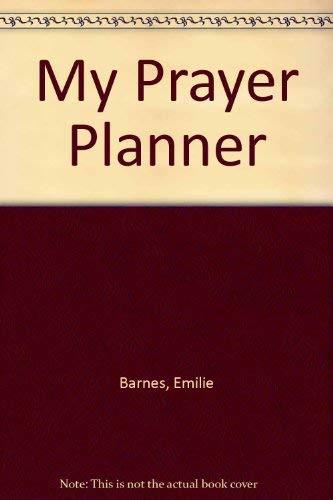 9780890818756: My Prayer Planner