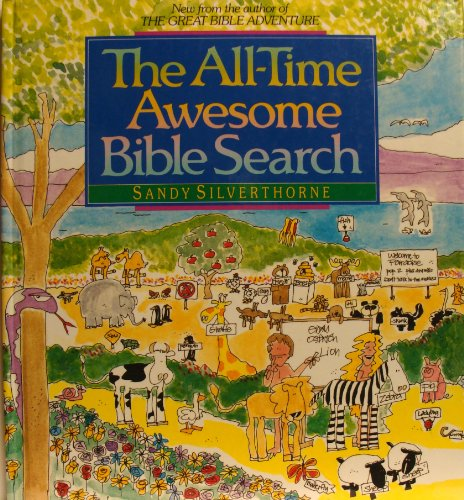 9780890819203: The All-Time Awesome Bible Search