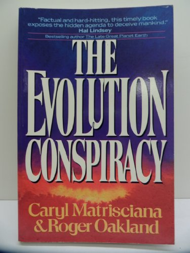 9780890819395: The Evolution Conspiracy