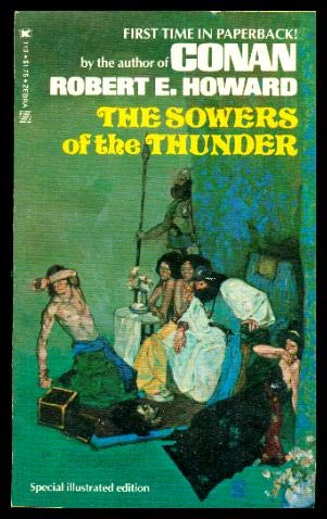 9780890831137: The Sowers of the Thunder (Zebra Books, No. 113)