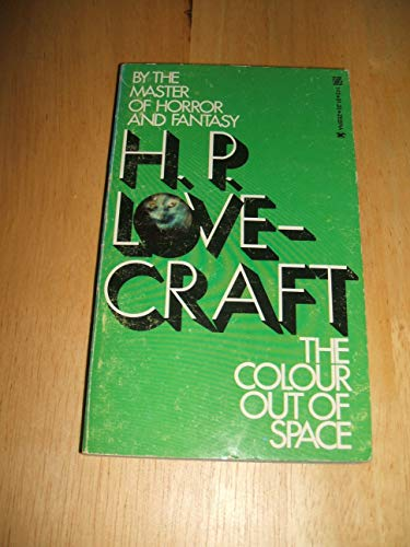 9780890831434: The Colour Out of Space