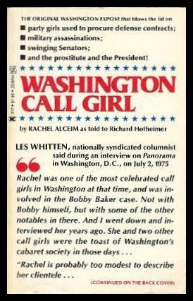 9780890832172: WASHINGTON CALL GIRL