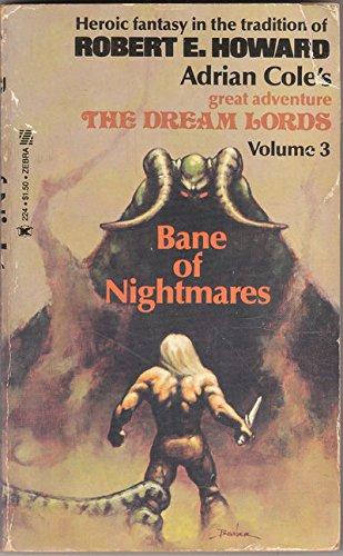 9780890832240: Bane of Nightmares (Dream Lords, Vol. 3)