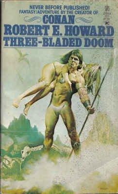 9780890832776: Three-Bladed Doom