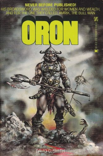 ORON (0890833583) by David C. Smith