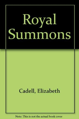 9780890833834: Royal Summons