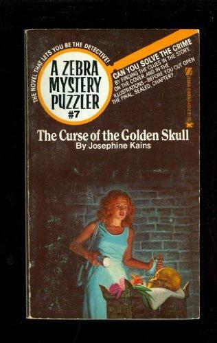 The Curse of the Golden Skull: Ron Goulart, Josephine