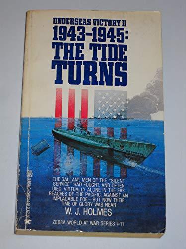 9780890834480: Underseas Victory Ii, 1943-1945: The Tide Turns