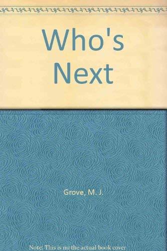 Who's Next (A Zebra Mystery Puzzler): Joan Allan