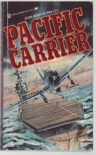 9780890836835: PACIFIC CARRIER