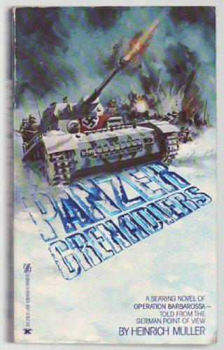 9780890836972: Panzer Grenadiers