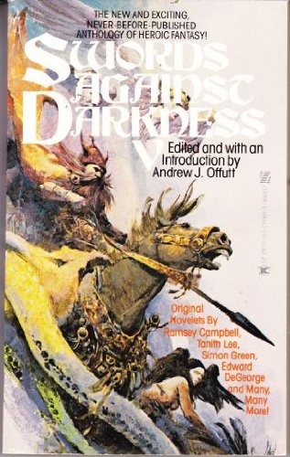 SWORDS AGAINST DARKN (9780890837849) by Orson Scott Card; Poul Anderson; Manly Wade Wellman; Tanith Lee