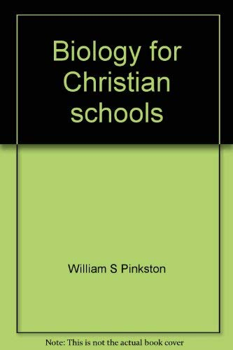 9780890841204: Biology for Christian schools