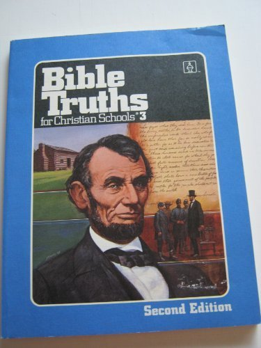 9780890841785: Bible Truths for Christian Schools 3