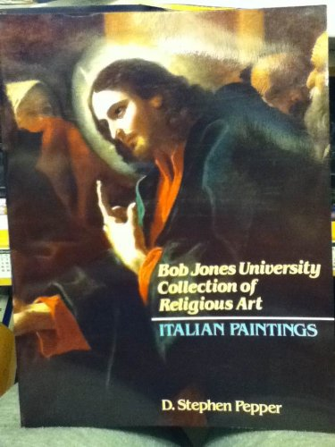 9780890842638: Bob Jones University Collection of Religious Art: Italian Paintings