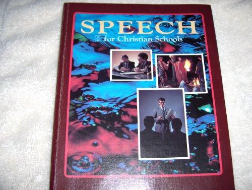9780890843154: Speech for Christian Schools