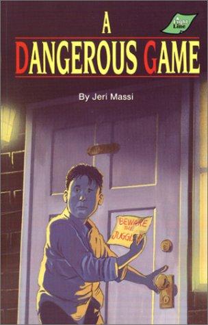 9780890843475: A Dangerous Game (Peabody Adventure Series #2)