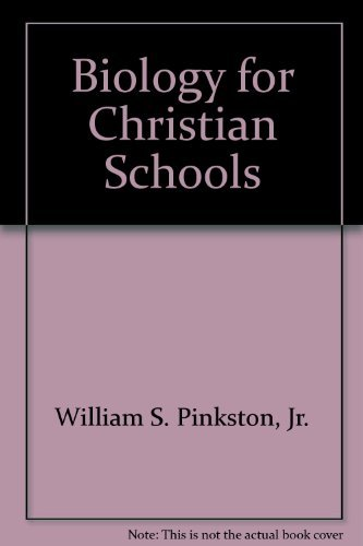 9780890843536: Biology for Christian Schools