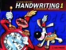 HANDWRITING 1 STUDENT WORKBOOK (114363): Bob Jones