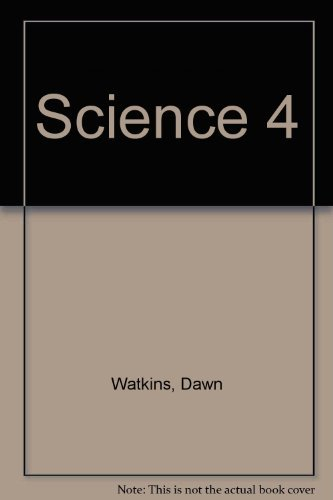 9780890844335: Science 4 for Christian Schools