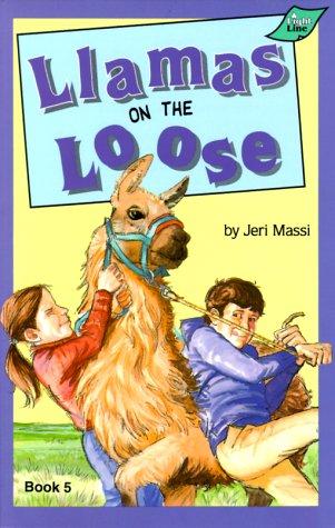 Llamas on the Loose (Peabody Adventure Series: Massi, Jeri