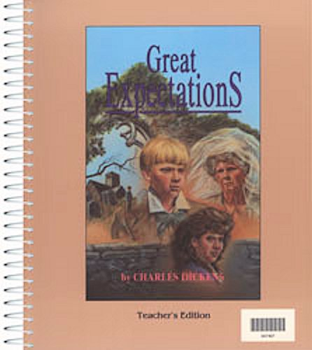 9780890845257: Great Expectations (Teacher's Edition)
