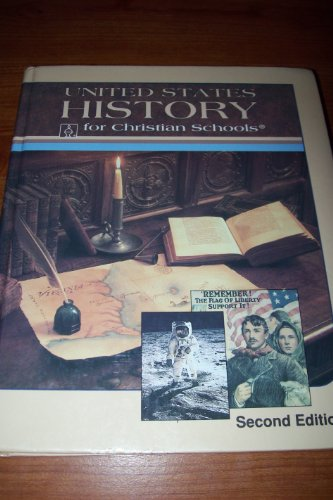 9780890845790: United States History for Christian Schools