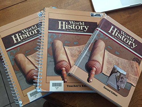 9780890847121: World History for Christian Schools