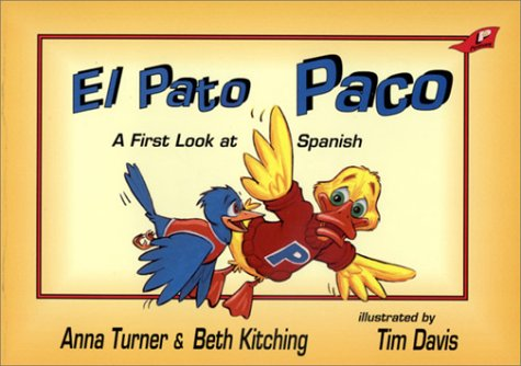 9780890847220: El Pato Paco: A First Look at Spanish (English and Spanish Edition)