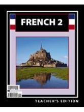 9780890847404: French 2 for Christian schools: Teacher's edition