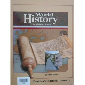 9780890847695: World History for Christian Schools