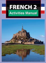 9780890847909: French 2 Student Activities Student Book Grd 9-12