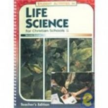 9780890849439: Life Science Student Activities Teacher Grd 7 2nd Edition