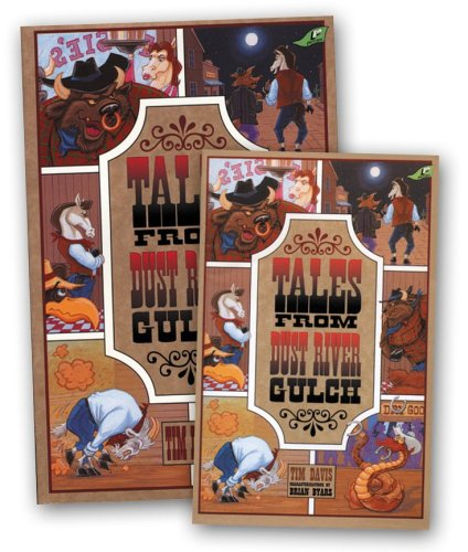 9780890849569: Tales from Dust River Gulch: Read along set: book and cassette