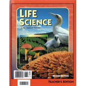 9780890849613: Life science for Christian schools: Teacher's edition