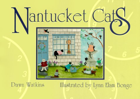 Nantucket Cats (0890849757) by Dawn L. Watkins
