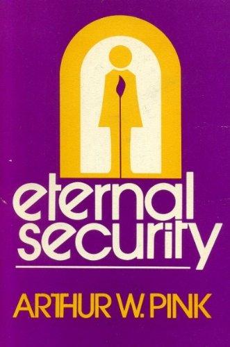 9780890860014: Eternal Security