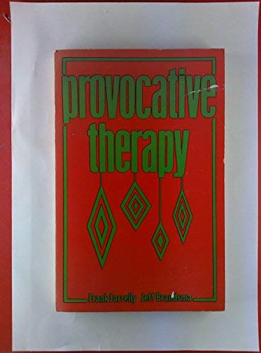 9780890871164: Provocative Therapy