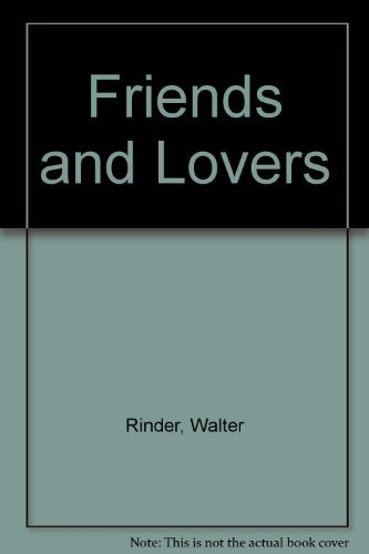 9780890872239: Friends and Lovers