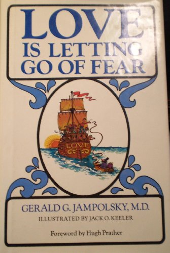 9780890873441: Love Is Letting Go of Fear